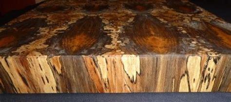 handmade spalted sycamore  grain chopping board
