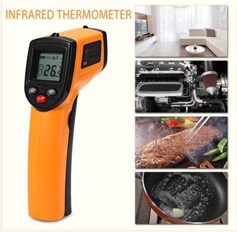 Appa 51 Digital Contact Thermometer 330 0556 gm320 digital infrared thermometer professional non