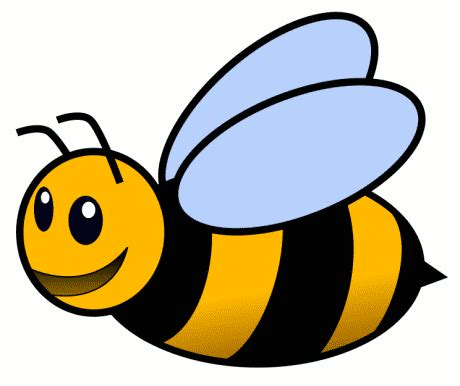bumblebee template clipart best