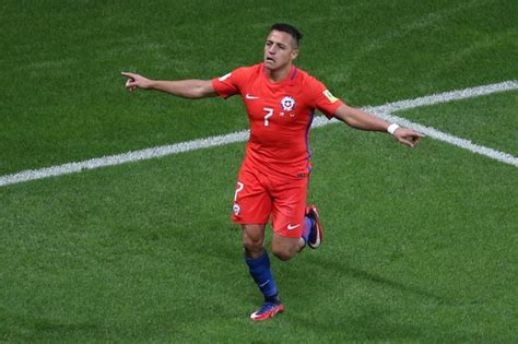 alexis sanchez goal for chile germany 1 1 chile recap as lars stindl cancels out alexis