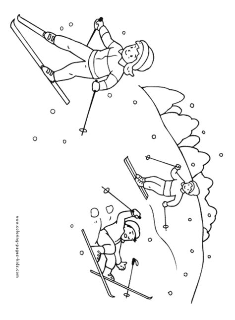 printable winter coloring pages for kids gt gt disney
