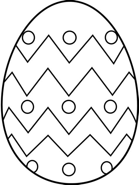 acquire  easter egg colouring sheets