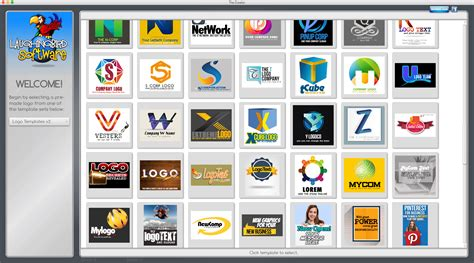 design icon software logos creator 12 000 vector logos
