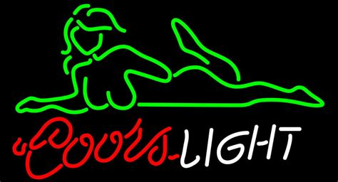 coors light beer sign nascar coors logo circuit diagram maker