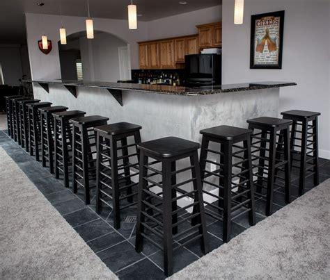 hand  black modern bar stools  colorado fine woodworks custommadecom