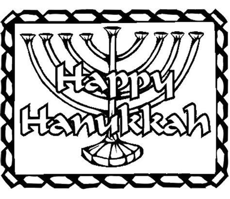 menorah coloring page hanukkah coloring pages coloringpagesabc