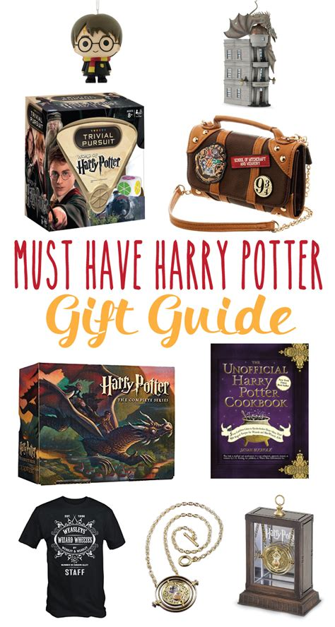 gifts to give a harry potter fan must have harry potter gift guide