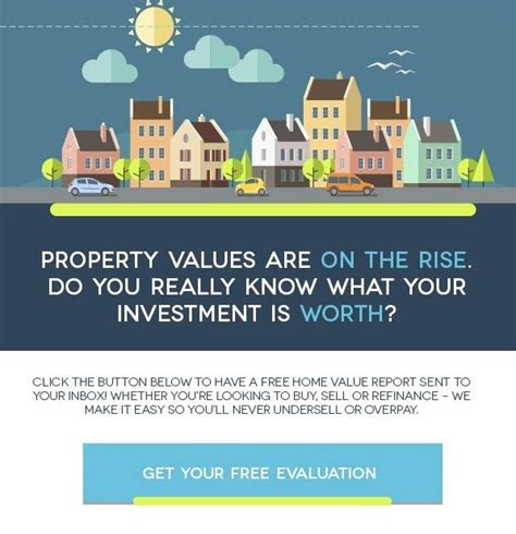 the value of your home may increased see what it is