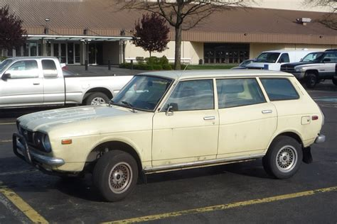 1972 subaru leone curbside classic 1977 subaru leone the revolutionary