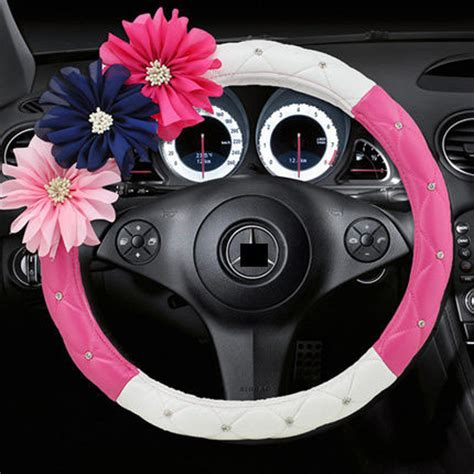 popular pink interior car accessories buy cheap pink