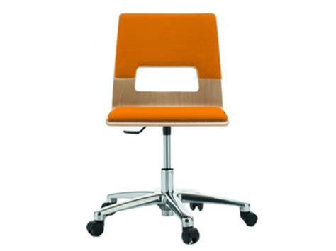 siege bureau design si 232 ges de bureau design en tissu orange achat si 232 ges de