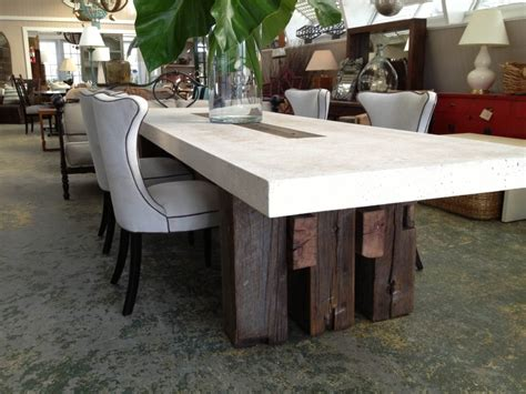 suma outdoor cast dining table mecox gardens
