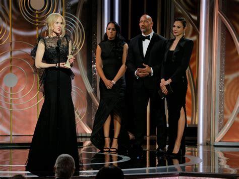 Globes Winners by Golden Globe 2018 Winners List Business Insider