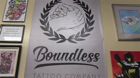 boundless tattoo boundless company shop intro