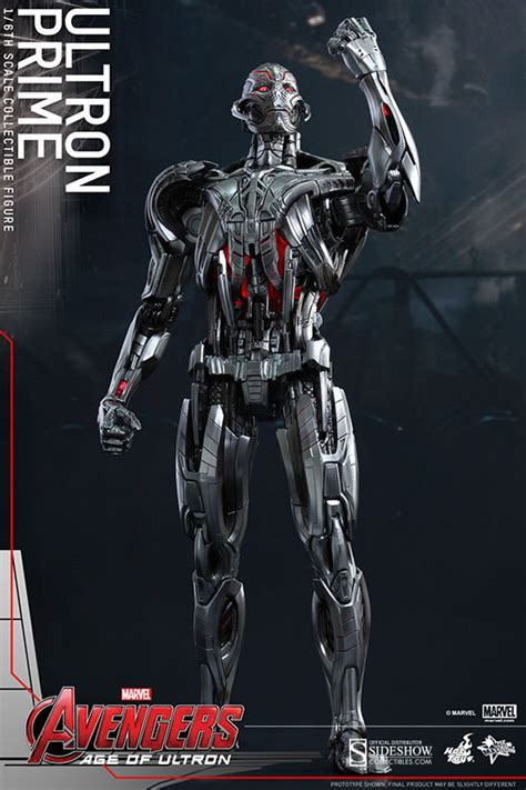 figure ultron marvel ultron prime sixth scale figure by toys