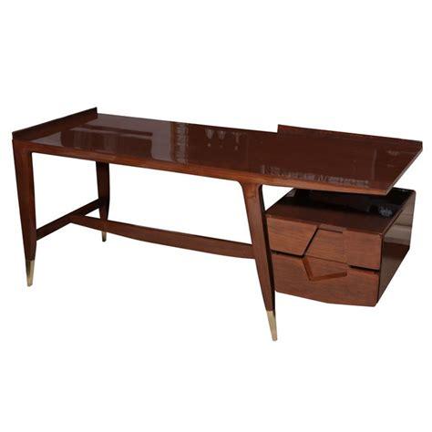 beautiful desk design gio ponti in 1950 at 1stdibs a rare and important gio ponti desk italy 1950s