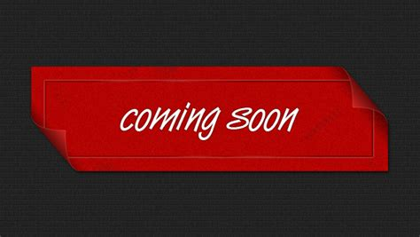 5 best coming soon page template designs