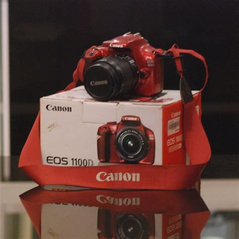 Kamera Canon Eos 1100d Second kamera bekas dslr canon eos 1100d limited edition jual beli laptop second sparepart laptop