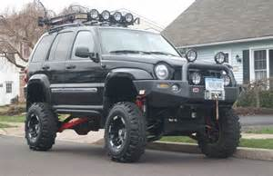 Lifted Jeep Kj Jeep Liberty Lift Kits 2002 2007