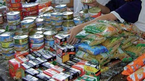 el plan de ayuda alimentaria repartira  kilos de alimentos en jaen abcdesevillaes