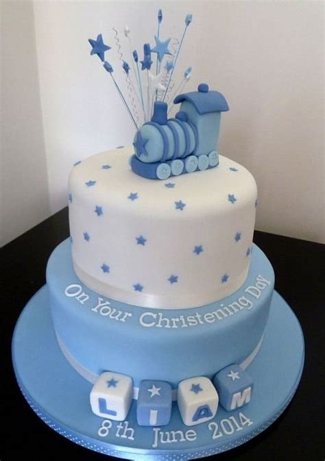 unique christening cake ideas  images  happy birthday wishes