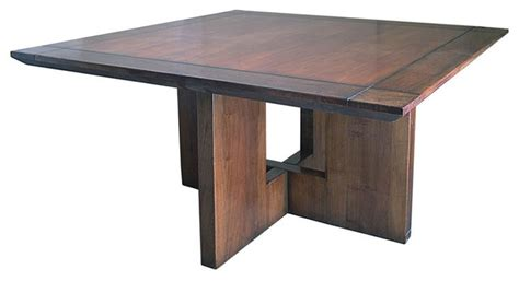 60 Inch Square Dining Table 60 Quot Monet Square Dining Table Traditional Dining Tables By Masins Furniture