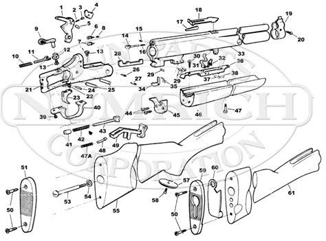 savage model 110 parts diagram savage model 24 parts diagram imageresizertool