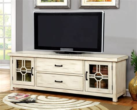 antique white tv ridley cm5230 tv console in antique style white w optional