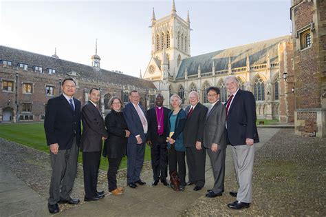wesley house global advisory board meets in cambridge wesley house