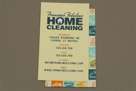 cleaning card template 34 best ideas about logo design on business