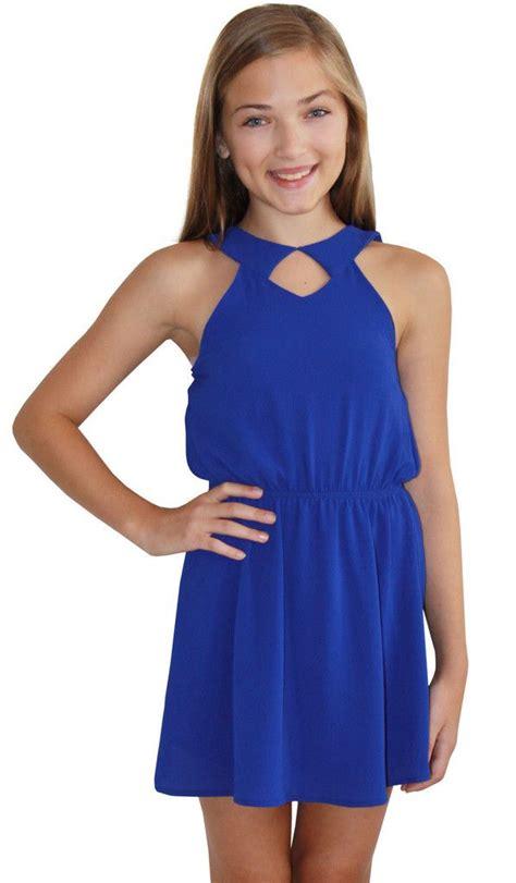 7 For Tweens by Sally Miller Tween Waverly Dress Me