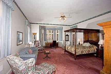 Glen Eyrie Castle Rooms by Glen Eyrie Angela Hunt Books
