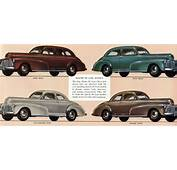 1942 Chevrolet Master Deluxe  Information And Photos