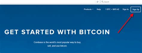 getting started with a bitcoin wallet how to create a bitcoin wallet on coinbase easy step by