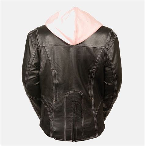 pink motorcycle jacket black pink jacket jacket to