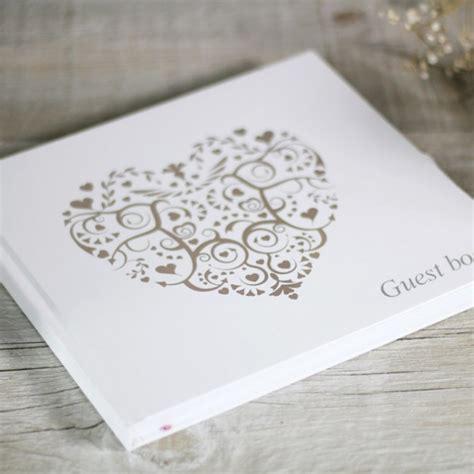 libro las tres bodas de libro de firmas blanco una boda original