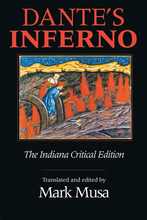 Dante S Inferno The Indiana Critical Edition By Dante