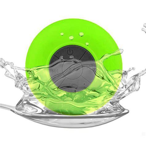 Lapara Waterproof Bluetooth Shower Speaker Bts06 Biru 1 buy waterproof bluetooth shower speaker assorted in india 97824578 shopclues