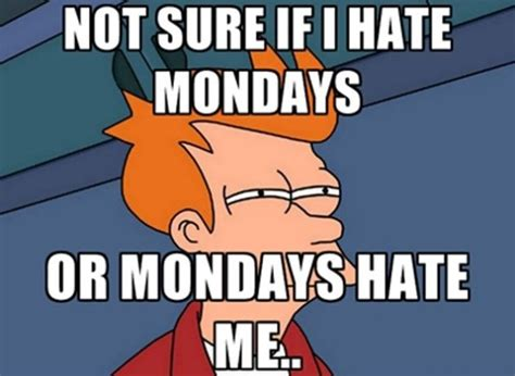 Monday Meme - funny mondays meme and lol jpg