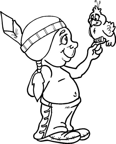 free indian coloring pages free indian coloring pages coloring home