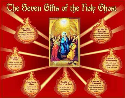 catholic on pinterest 219 pins the 7 gifts of the holy spirit catholic inspirational