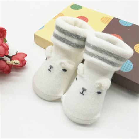 Baby Boy Anti Slip Cotton Socks Boots Shoes Animal newborn to 6 month baby boy anti slip shoes