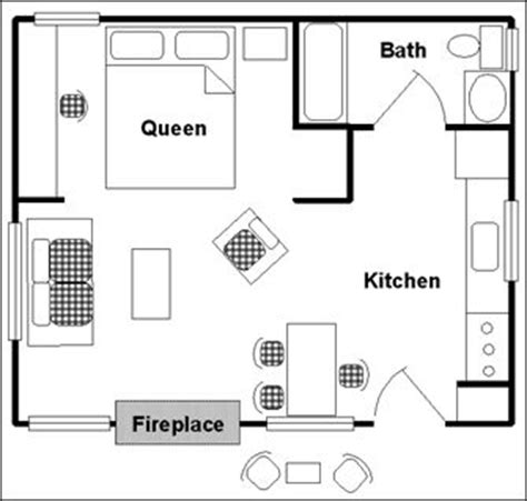 one room house floor plans one room house plans