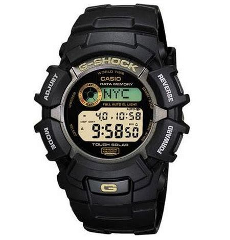 G Shock G2300 Tough Solar Original casio g shock tough solar g2300 9v 25455
