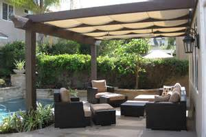 Pergola Canopy Fabric by Pergola Shade Pratical Solutions For Every Outdoor Space
