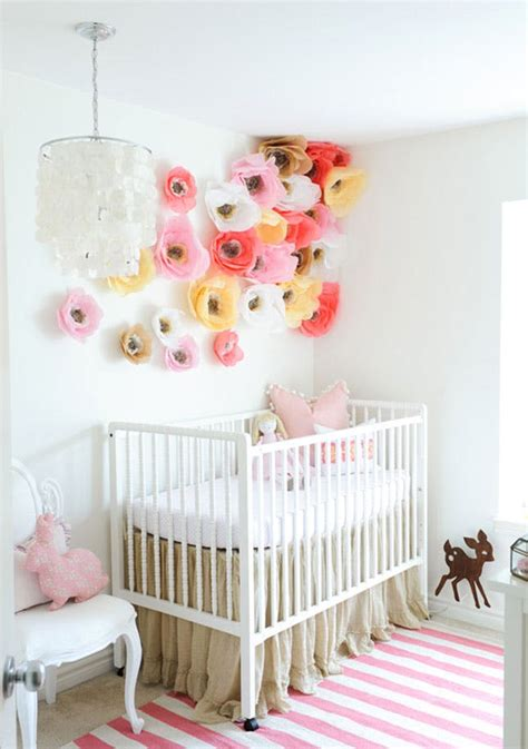Wall Decor Nursery 13 Wall Nursery Ideas To Diy Brit Co