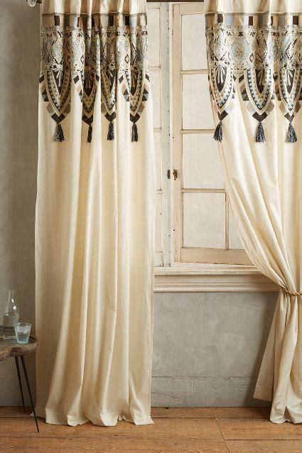 cream black curtains mariana cream and black curtain