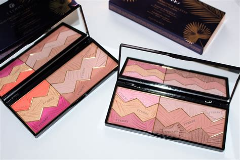 by terry sun designer palettes review photos swatches allura by terry sun designer palette review swatches tropical