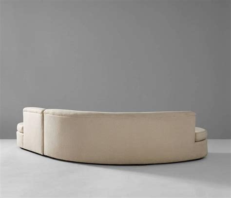 large curved sectional sofa large curved sofa for sale at 1stdibs