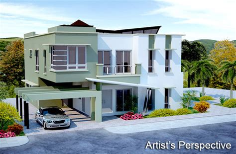 entrada tagaytay miami house and lot real estate properties for sale in sta